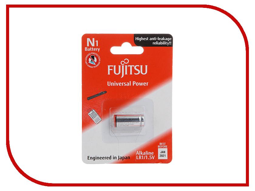 Батарейка N - Fujitsu LR1(1B)FU-W-FI 84073 (1 штука)<br>