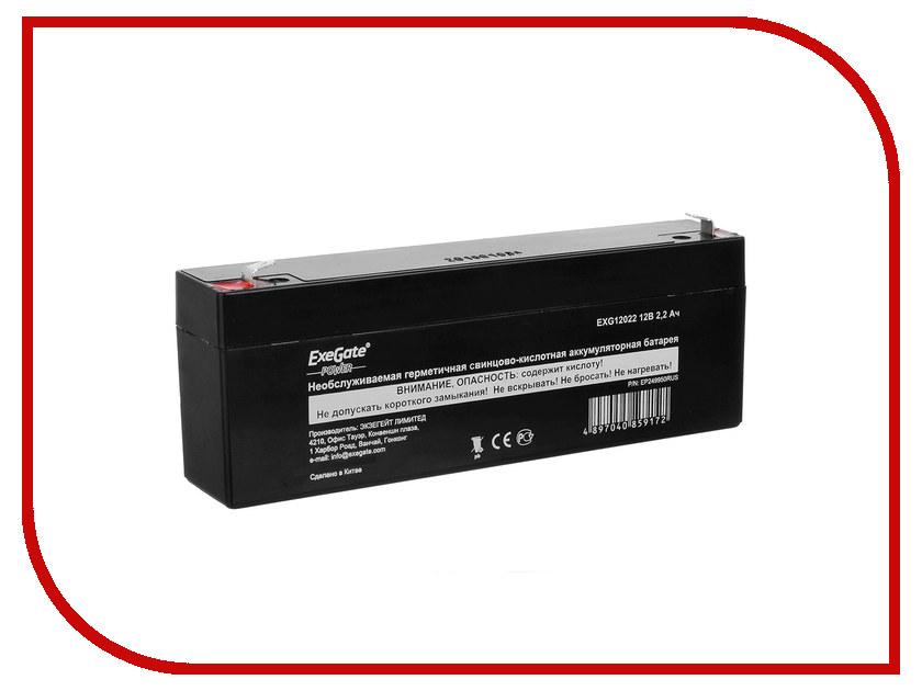 Аккумулятор для ИБП ExeGate Power EXG12022