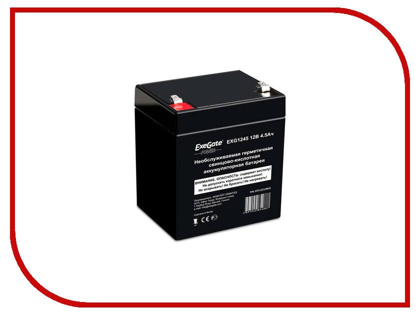 Аккумулятор для ИБП ExeGate Power EXG1245