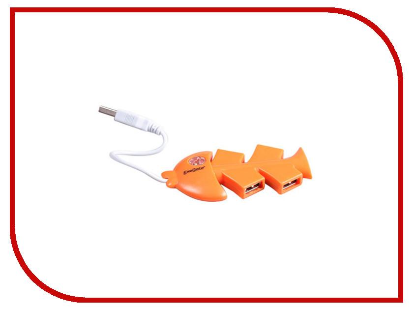 ��� USB ExeGate UH-176 USB 2.0 4 Ports 180979
