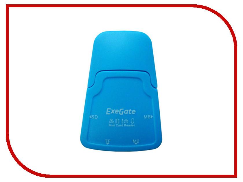 Карт-ридер ExeGate CR-223 201186