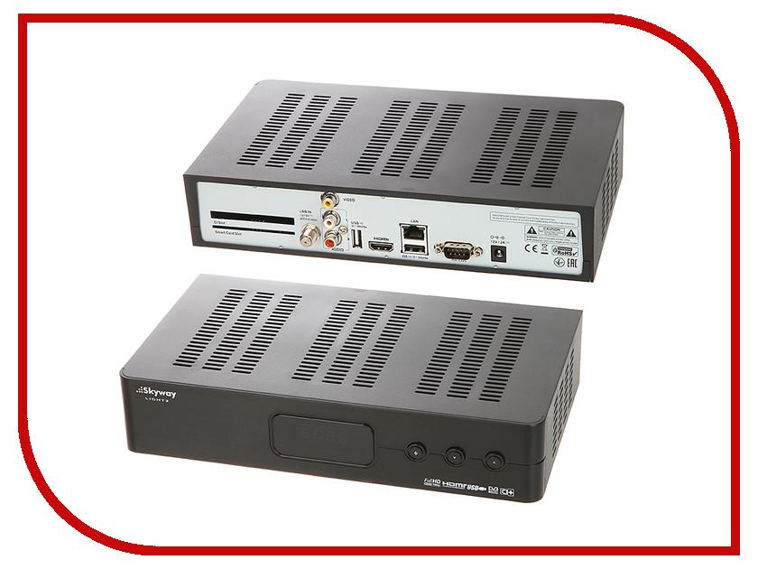 Комплект спутникового телевидения SKYWAY Light 3<br>