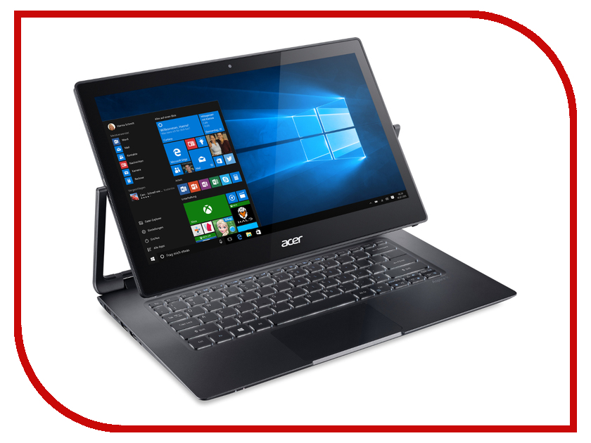 Ноутбук Acer Aspire R7-372T-520Q NX.G8SER.003 Intel Core i5-6200U 2.3 GHz/8192Mb/256Gb SSD/No ODD/Intel HD Graphics/Wi-Fi/Bluetooth/Cam/13.3/2560x1440/Touchscreen/Windows 10 64-bit