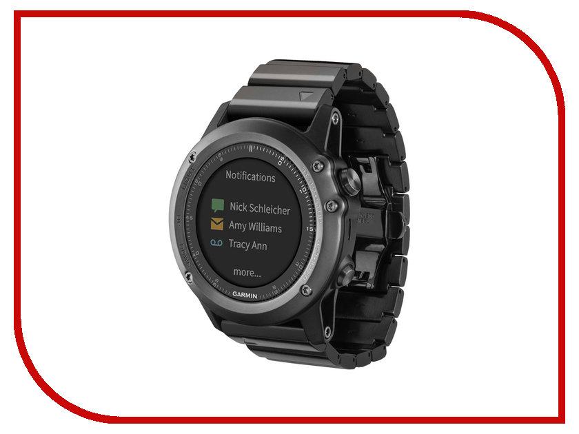 Умные часы Garmin Fenix 3 Sapphire 010-01338-21<br>