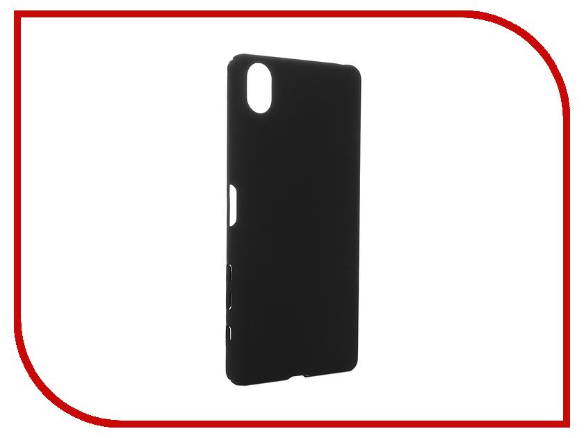 Аксессуар Чехол Sony Xperia X BROSCO Black X-4SIDE-SOFTTOUCH-BLACK<br>