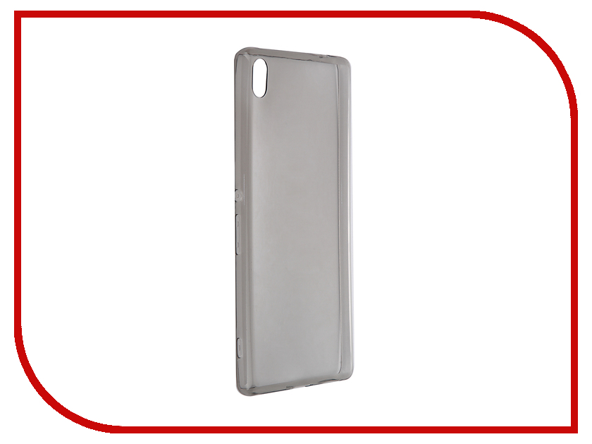 Аксессуар Чехол Sony Xperia XA Ultra BROSCO Black XAU-TPU-BLACK<br>