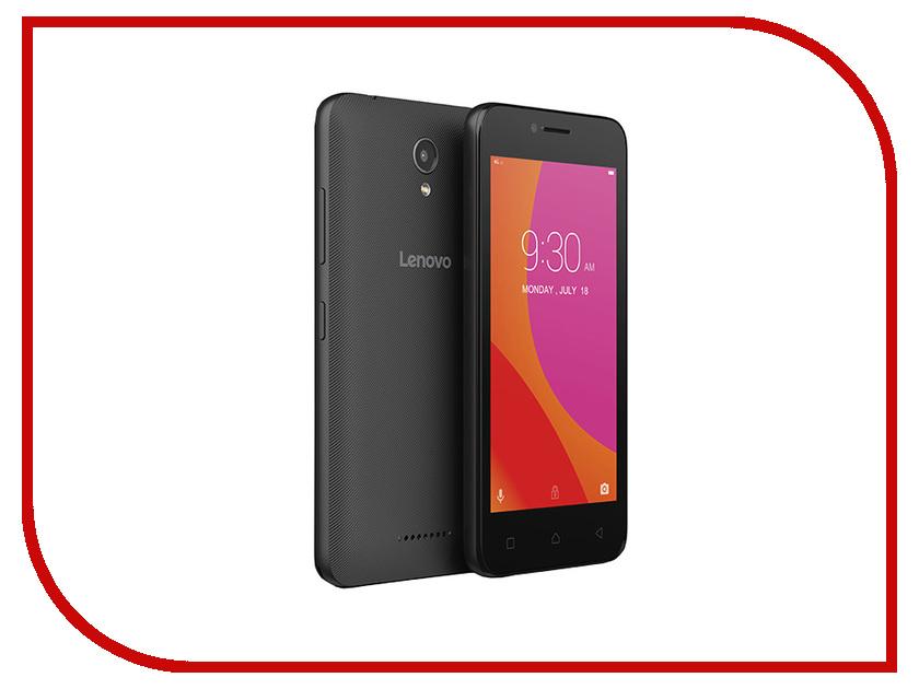 Сотовый телефон Lenovo A2016 Vibe B (A2016a40) Black сотовый телефон lenovo k10 vibe c2 k10a40 8gb black