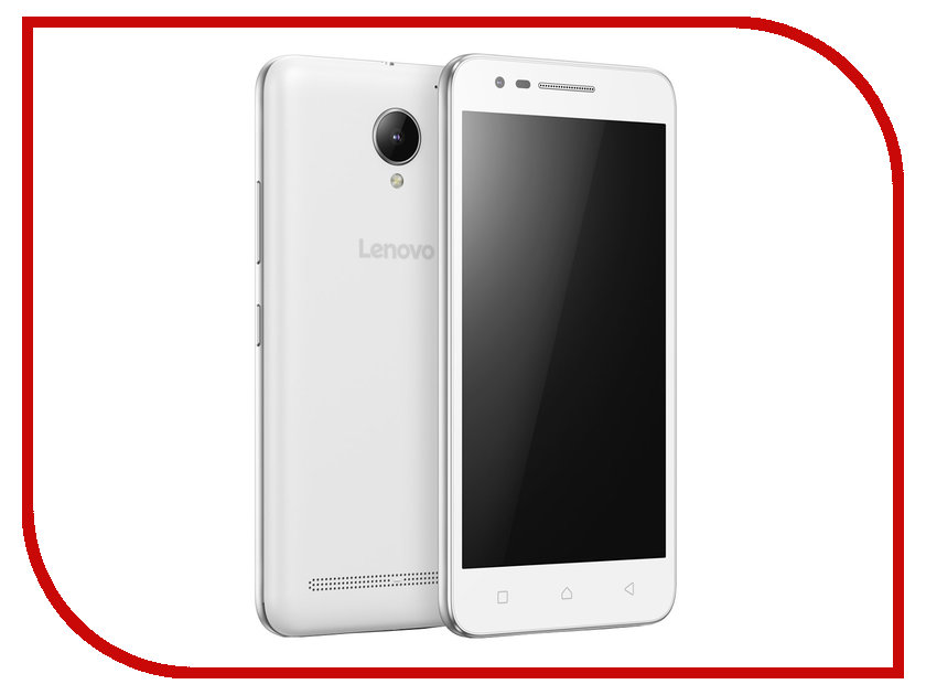 Сотовый телефон Lenovo K10 Vibe C2 Power (K10a40) 16Gb White<br>