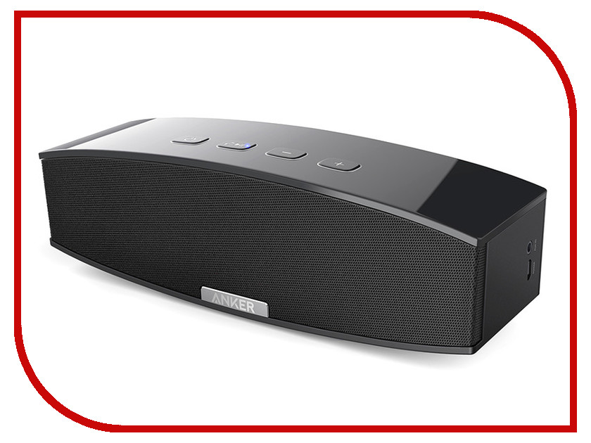 Колонка Anker Premium Stereo Bluetooth Speaker Black A3143011<br>