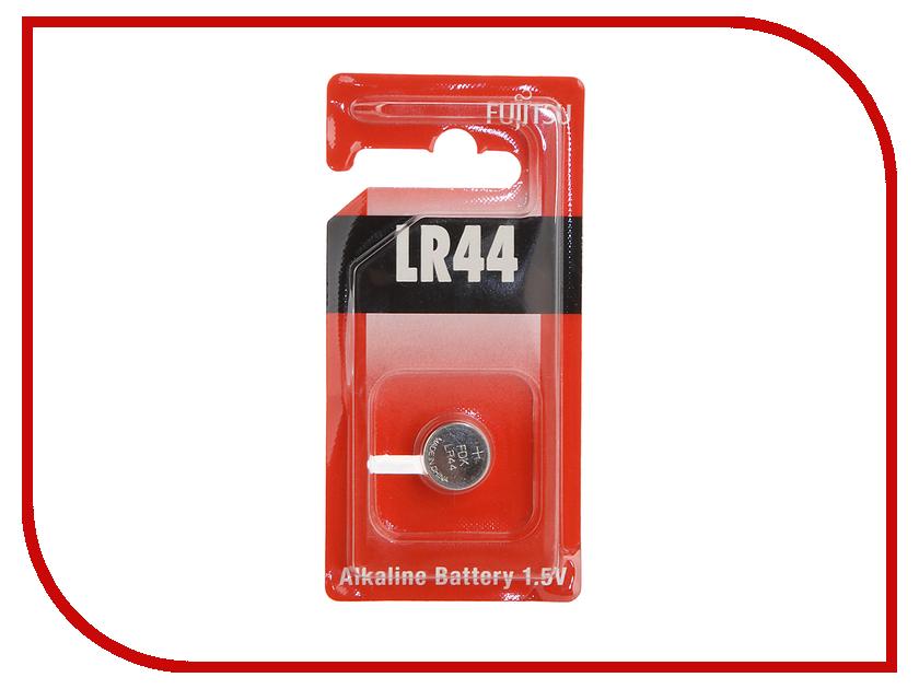 Батарейка LR44 - Fujitsu LR44(B)FJEX J 84436 (1 штука)<br>