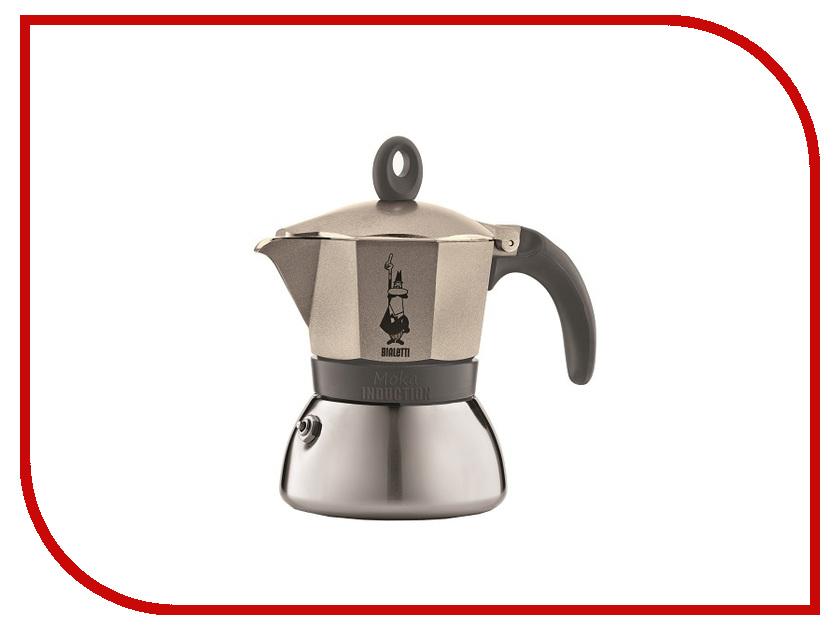 Кофеварка Bialetti Moka Induzione на 3 порции Gold 4832 цена
