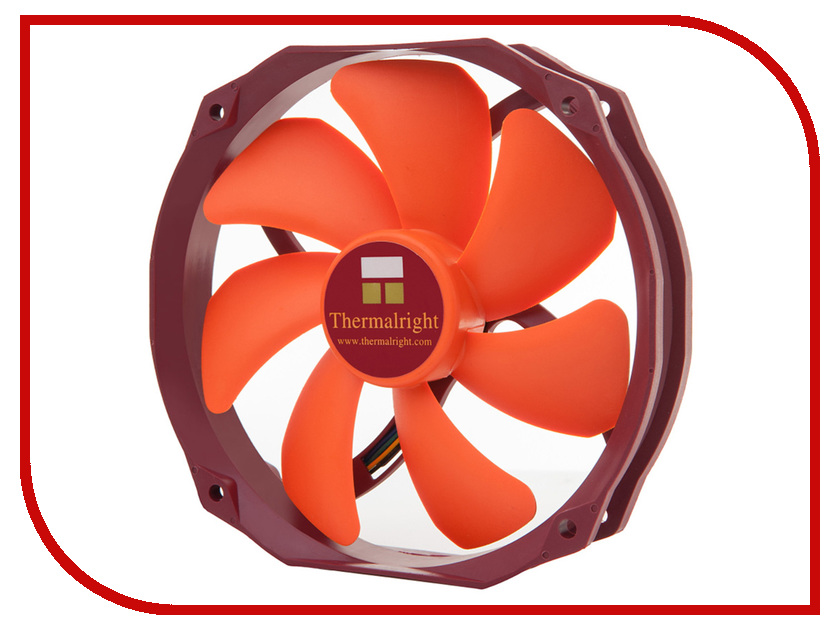 Вентилятор Thermalright TY-143 140mm 600-2500rpm<br>