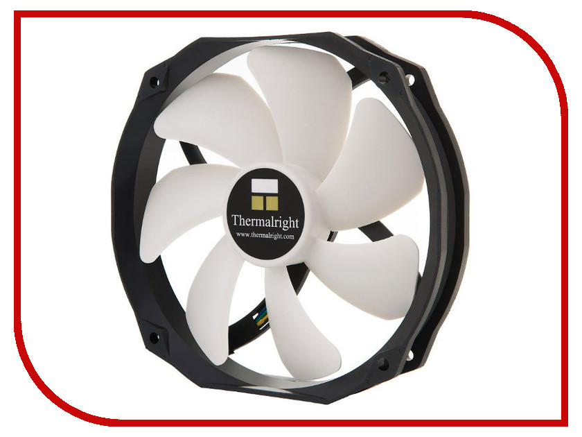 Вентилятор Thermalright TY-147A 140mm 300-1300rpm