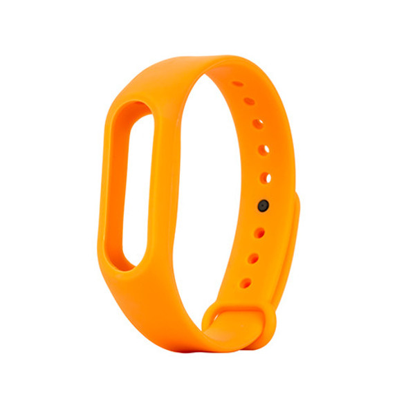 Aксессуар Ремешок Apres for Xiaomi Mi Band 2 Silicone Orange