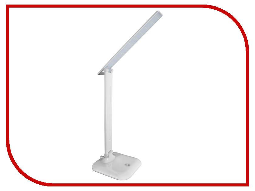 Настольная лампа Navigator 94 683 NDF-D015-10W-6K-WH-LED White 19716 marsing e27 10w 900lm 6000k 56 smd 5730 led white light corn lamp white yellow ac 220 240v