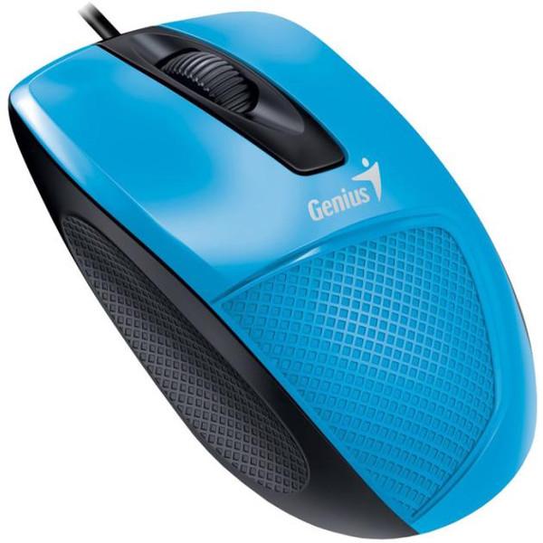 Мышь Genius DX-150X Blue-Black USB