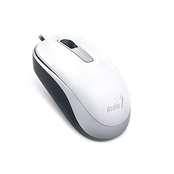 лучшая цена Мышь Genius DX-125 White USB
