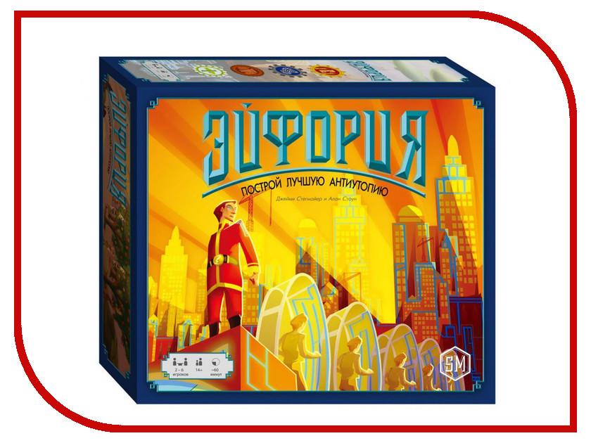 Настольная игра Gaga Games Эйфория УТ-00103165 настольная игра gaga чак смельчак gg062