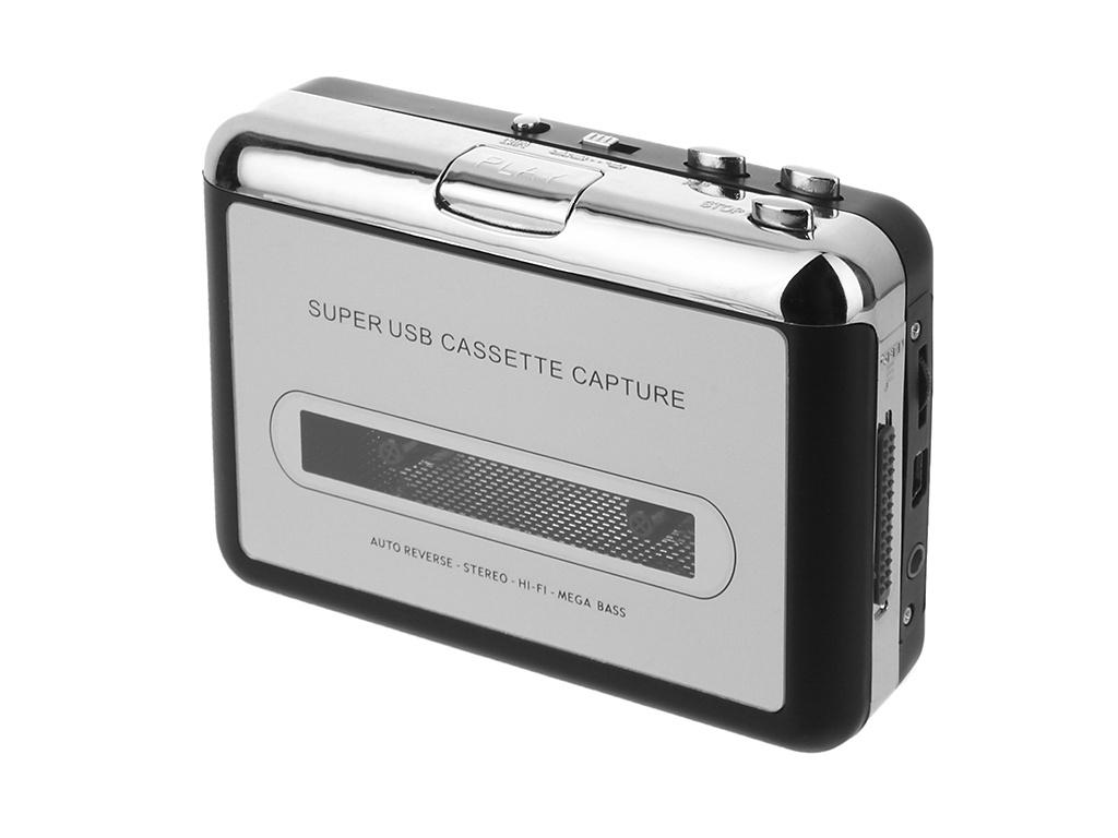 Плеер Espada Cassette Capture EZCAP
