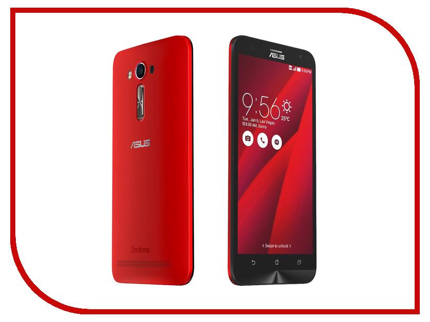 Сотовый телефон ASUS ZenFone 2 Laser ZE550KL 32Gb Red