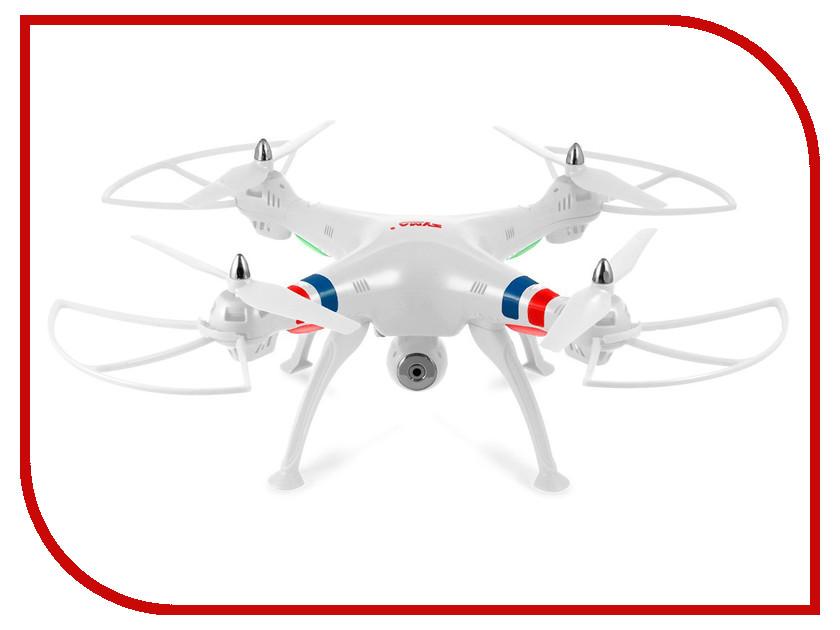 Квадрокоптер Syma X8C White<br>