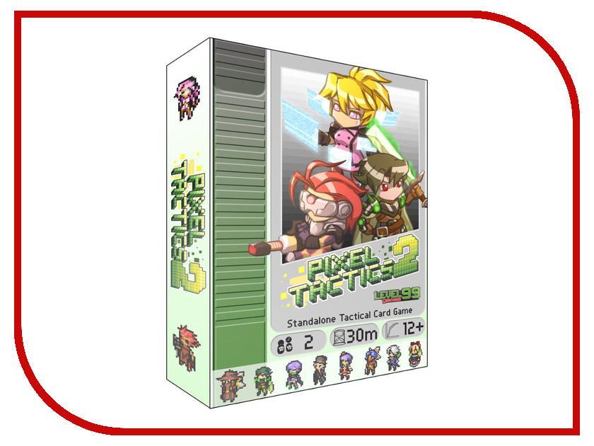 Настольная игра Gaga Games Пиксель Тактикс 2 УТ-00103331 настольная игра gaga чак смельчак gg062