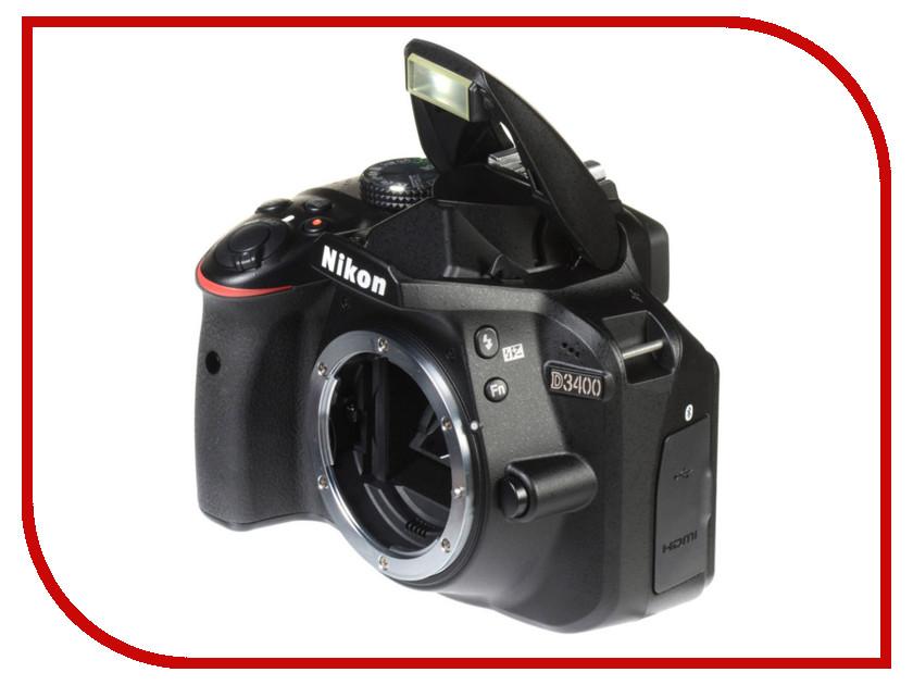 Фотоаппарат Nikon D3400 Body фотоаппарат nikon coolpix w300 grey