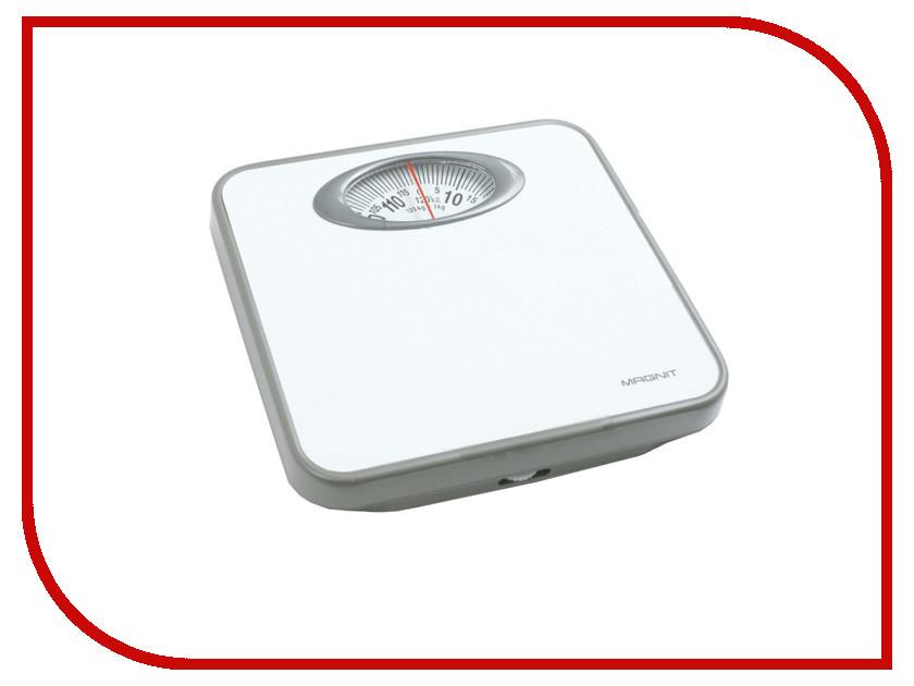 Весы Magnit RMX-6075 White  magnit rmx 6070