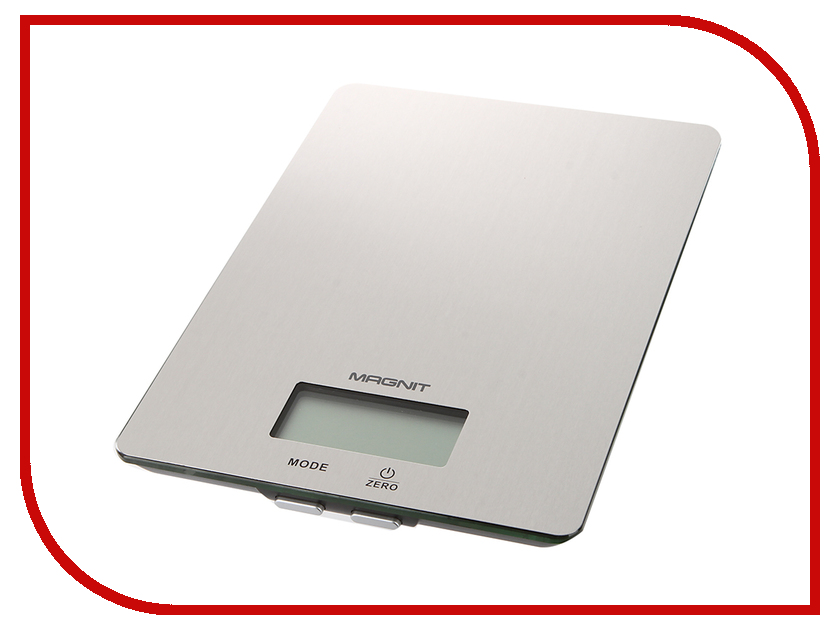 Весы MAGNIT RMX-6189 Silver
