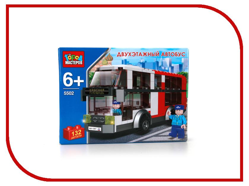 Игрушка Город Мастеров Автобус KK-5502-R<br>
