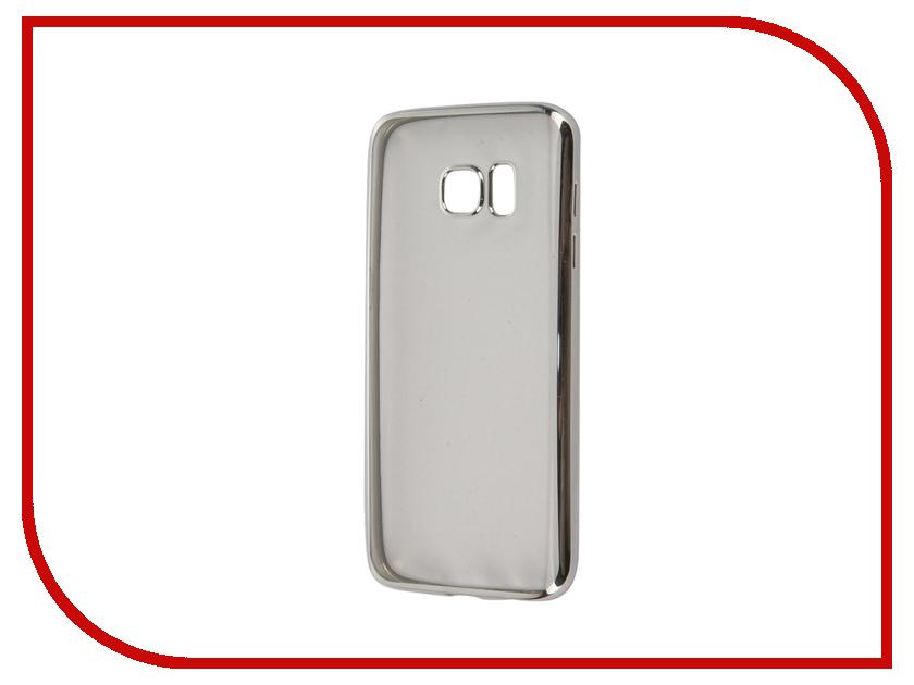 Аксессуар Чехол Samsung Galaxy S7 Takeit Metal Slim Silver TKTSGGS7MSSIL<br>