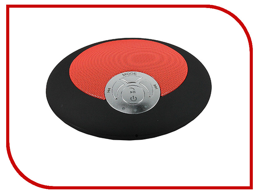 Колонка Activ BT-228 mini Speaker Black-Red 60601<br>