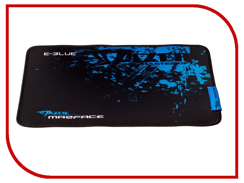 Коврик E-Blue EMP004-S Blue<br>
