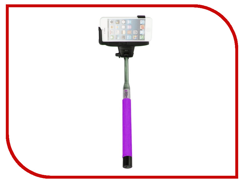 Штатив MONOPOD Bluetooth Z07-5 Purple 46229<br>