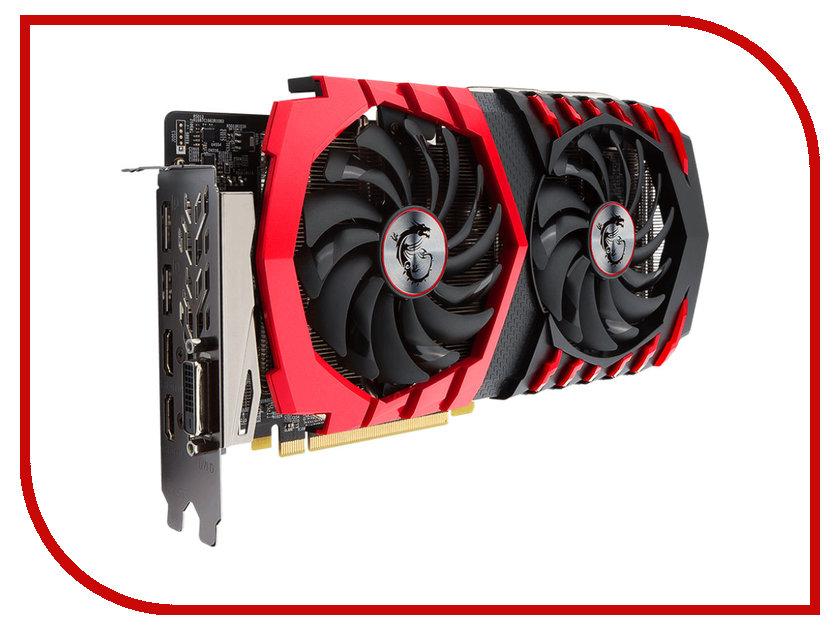 Видеокарта MSI Radeon RX 470 GAMING X 4G 1254Mhz PCI-E 3.0 4096Mb 6700Mhz DVI 2xHDMI 2xHDCP<br>