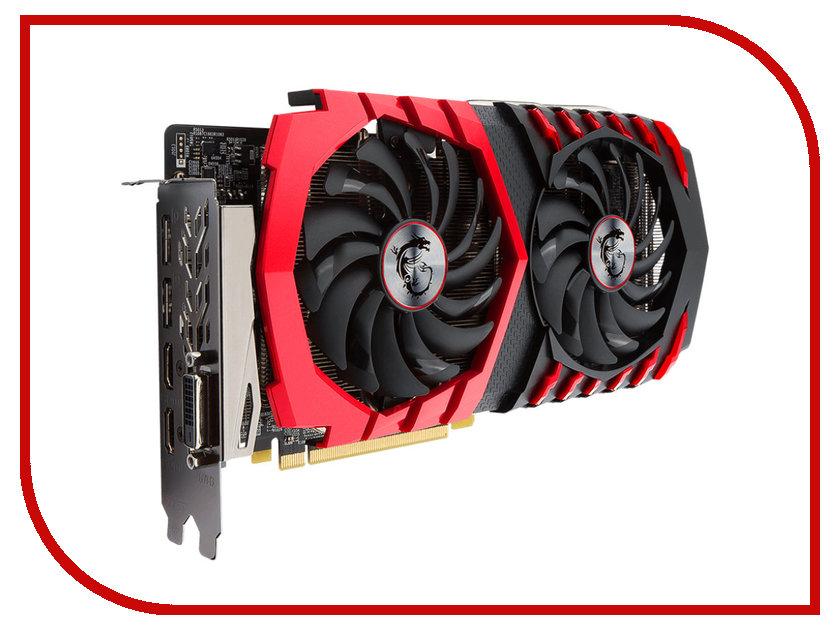 Видеокарта MSI Radeon RX 470 GAMING X 8G 1254Mhz PCI-E 3.0 8192Mb 6700Mhz DVI 2xHDMI 2xHDCP