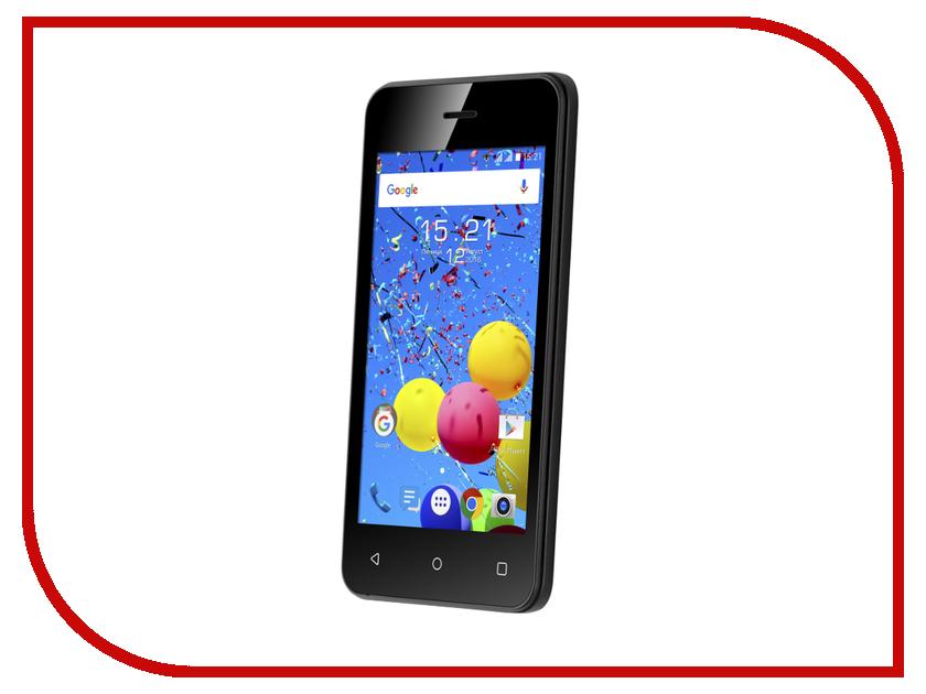 Сотовый телефон Fly FS406 Stratus 5 Black