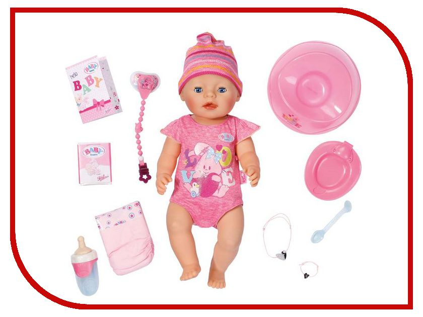 Игрушка Zapf Creation Baby Born 823-163<br>