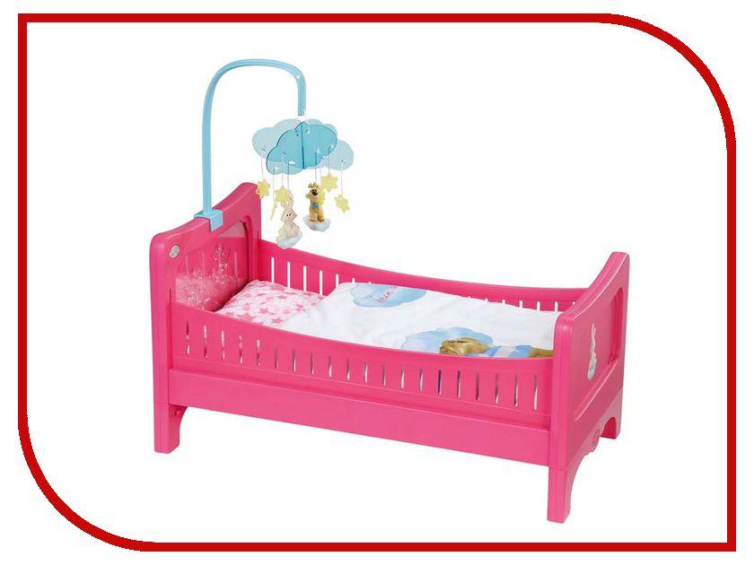 Игрушка Zapf Creation Baby Born Кровать 822-289<br>