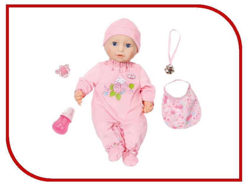 Игрушка Zapf Creation Baby Annabell 794-821<br>