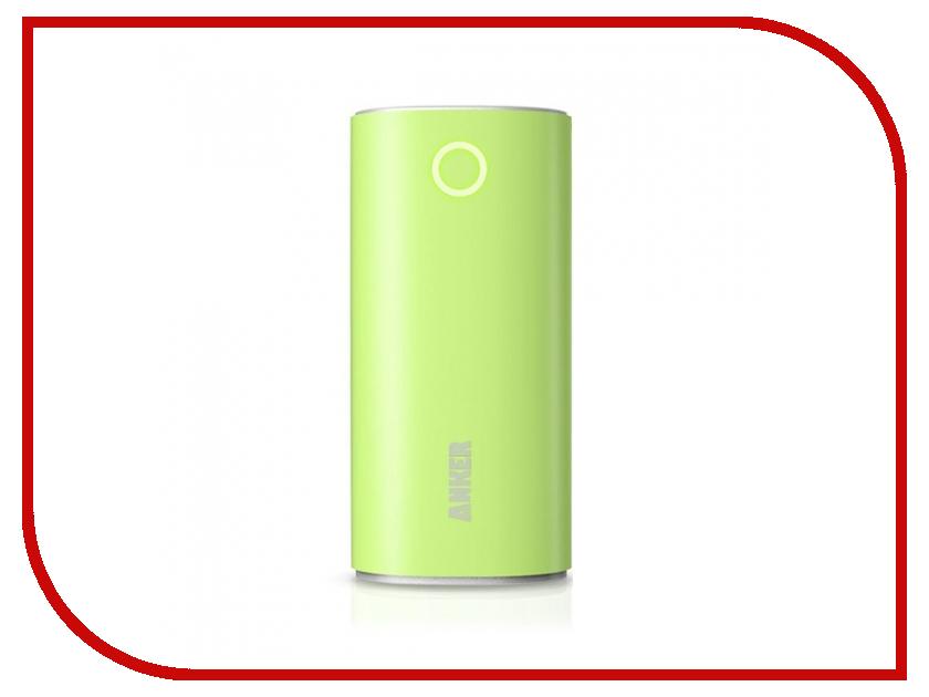Аккумулятор Anker Astro 6400 mAh A1303H61 Green<br>
