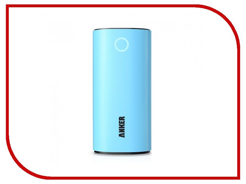 Аккумулятор Anker Astro 6400 mAh A1303H31 Blue<br>