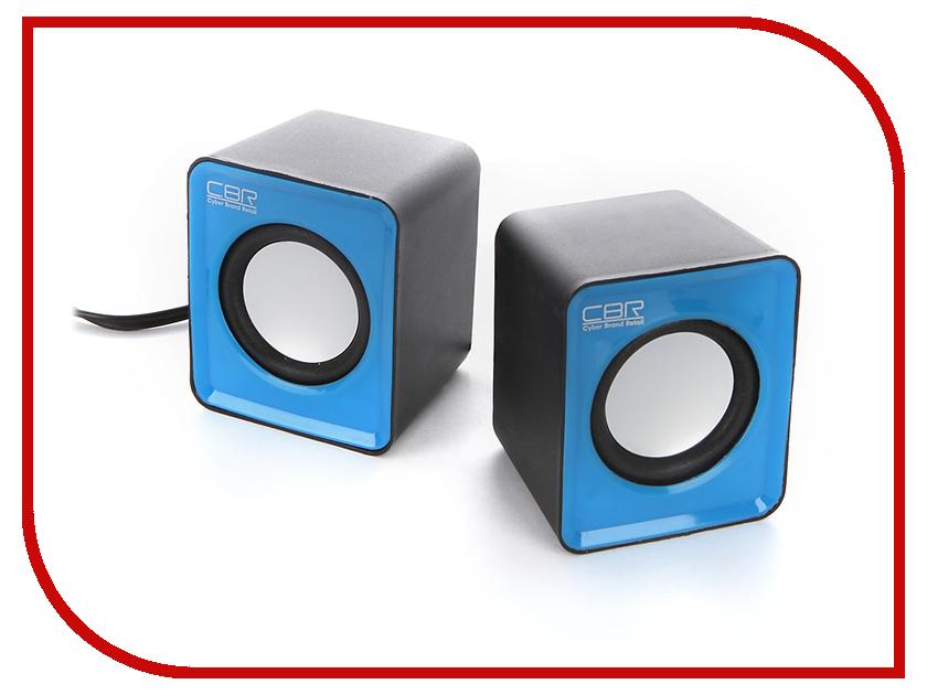 Колонки CBR CMS 90 Blue