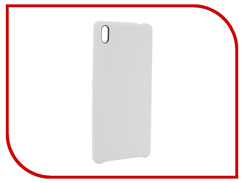 Аксессуар Чехол Sony Xperia XA Ultra Back Cover SBC34 White