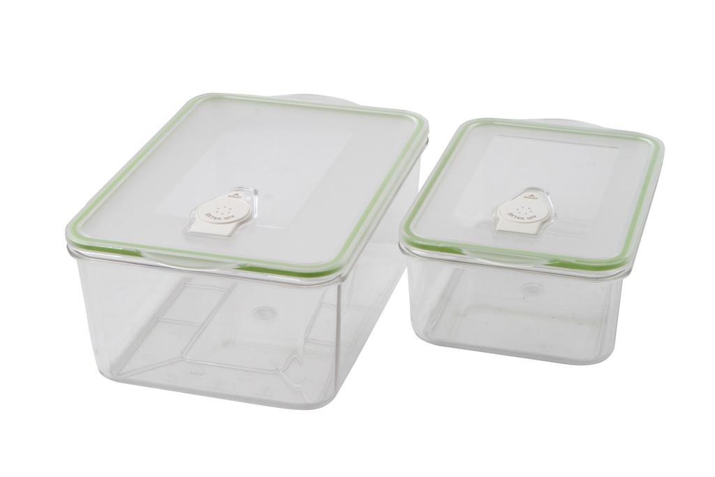Набор вакуумных контейнеров Kitfort KT-1500-1