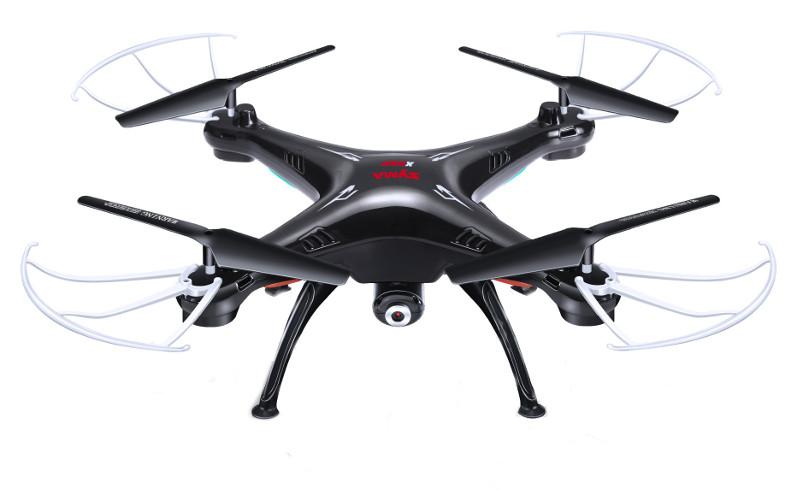 Квадрокоптер Syma X5SW Black — X5SW