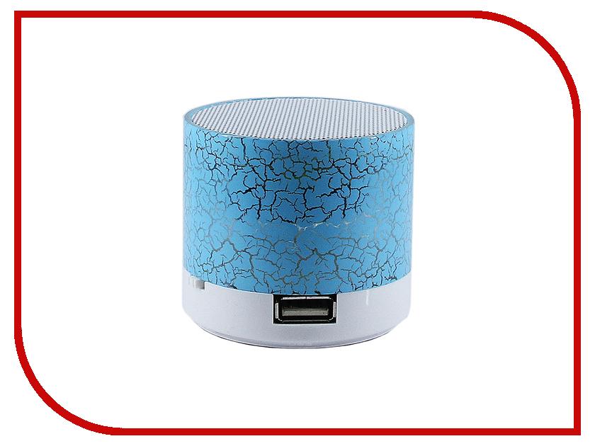 Колонка Activ S10 LED mini Blue 61035 pro svet light mini par led 312 ir