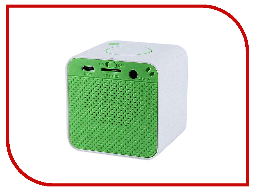Колонка Activ BT-19 mini Green 61039