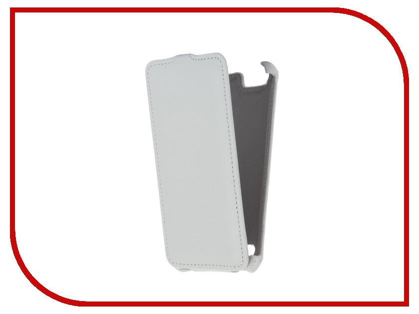 Аксессуар Чехол Lenovo A6020 Vibe K5 Zibelino Classico White ZCL-LEN-A6020-WHT<br>