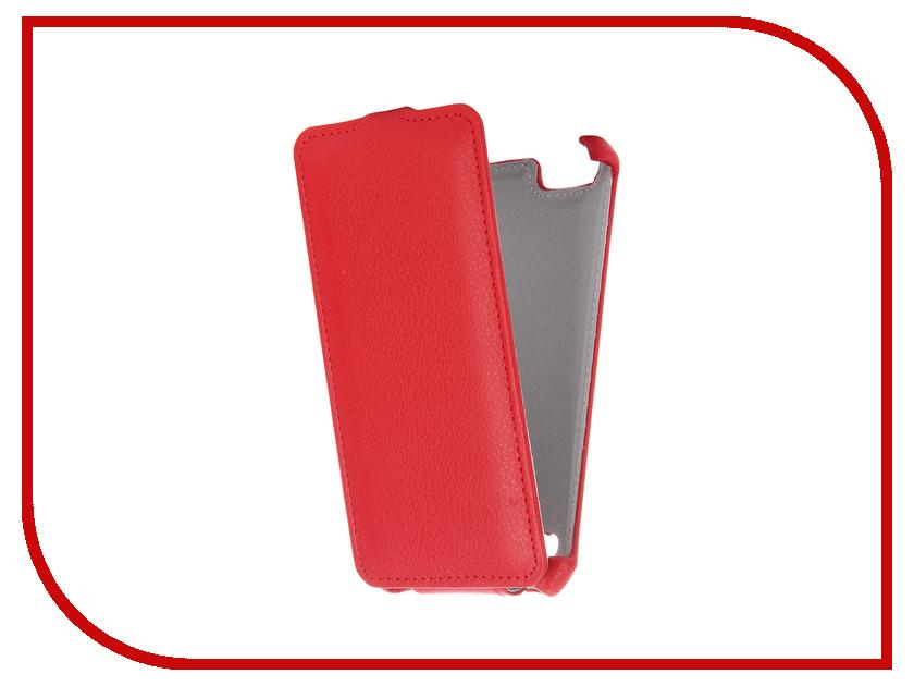Аксессуар Чехол Lenovo A6020 Vibe K5 Zibelino Classico Red ZCL-LEN-A6020-RED